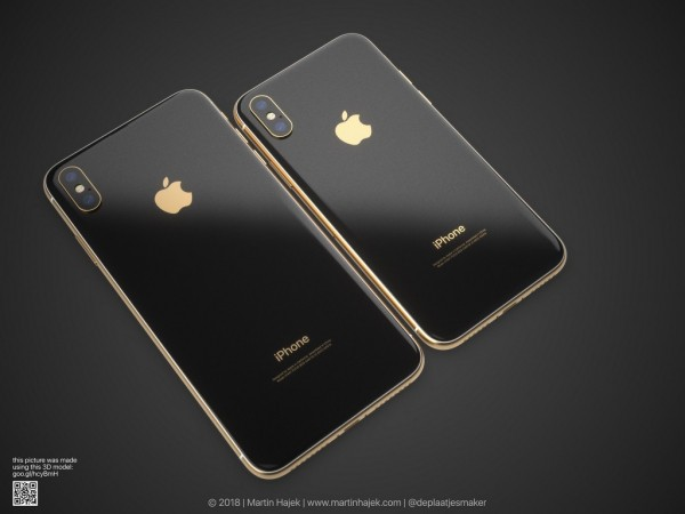 Với phiên bản màu máy này, các chi tiết như viền máy, viền camera, logo Apple hay các kí tự ở mặt lưng máy có màu vàng để tạo điểm nhấn.