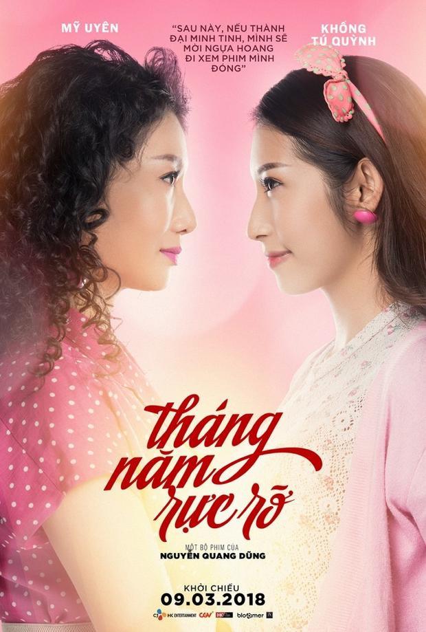 Vai diễn Bảo Châu được thể hiện bởi Mỹ Uyên - Khổng Tú Quỳnh.