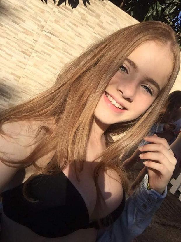 Hot girl Brazil 12 tuổi khiến cư dân mạng tranh cãi vì vòng 1 khá nở nang