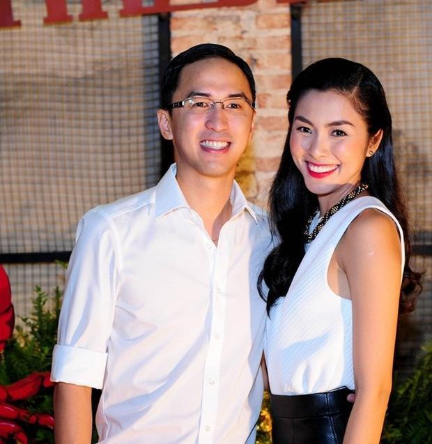 Chồng của Hà Tăng - doanh nhân Louis Nguyễn gây ấn tượng không chỉ bởi sự giỏi giang, tháo vát trong cuộc sống mà còn ở vẻ ngoài cao ráo, điển trai như tài tử.