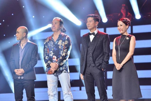 Bộ tứ quyền lực của Sing My Song 2018: Đức Trí, Lê Minh Sơn, Hồ Hoài Anh, Giáng Son.