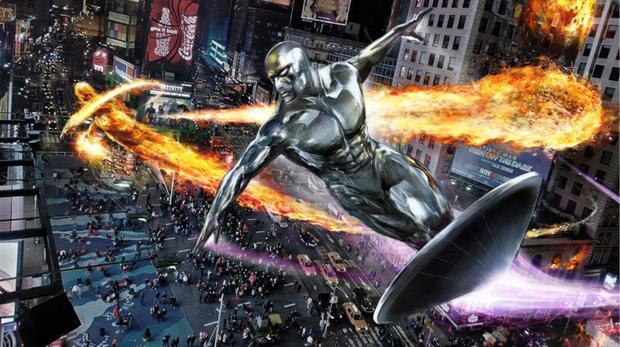 Fox ráo riết làm phim X-Men và Fantastic Four trước khi Marvel tiếp quản