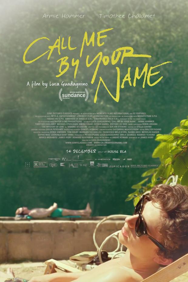 Call Me By Your Name được chuyển thể từ tiểu thuyết cùng tên viết bởi André Aciman vào năm 2007.