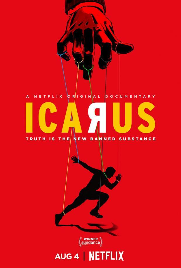 Icarus đem đến cái nhìn toàn diện hơn về nạn sử dụng doping trong thể thao.