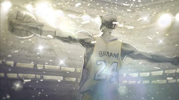 Dear Basketball là bộ phim hoạt hình ngắn nhiều cảm xúc.