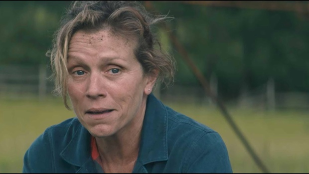 Người mẹ đã lấy đi 1 lít nước mắt của khán giả do Frances McDormand thủ vai.