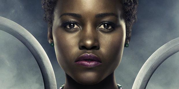 Lupita Nyong'o.
