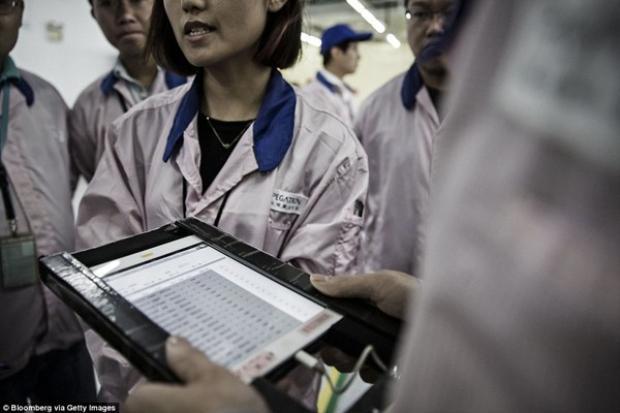 Nhà máy này là nơi những chiếc smartphone mang lại lợi nhuận cao nhất thế giới được xuất xưởng.