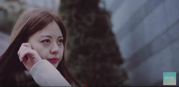 Sản phẩm còn có sự góp mặt của nữ diễn viên người Hàn.