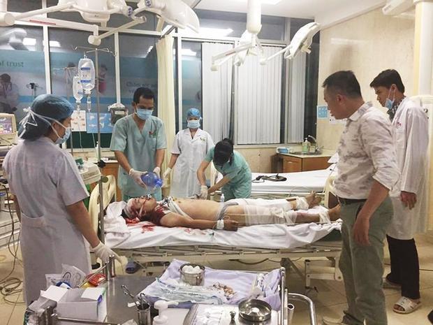 1 trong 6 người bị tai nạn đã tử vong.