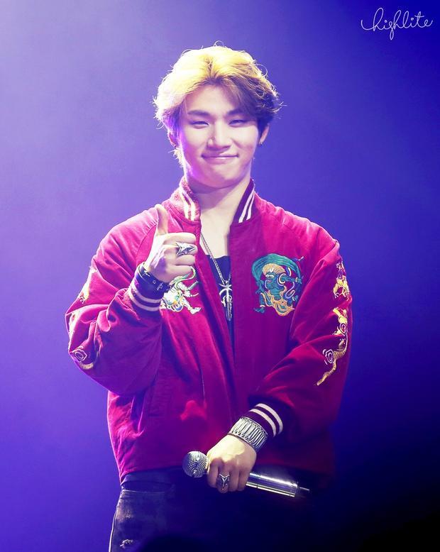 Daesung nhậo ngũ vào ngày 13/3.
