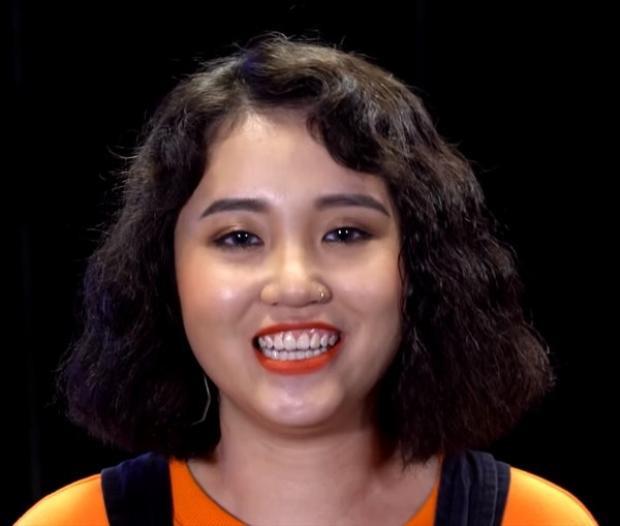 Vocalist Thanh Nhàn.