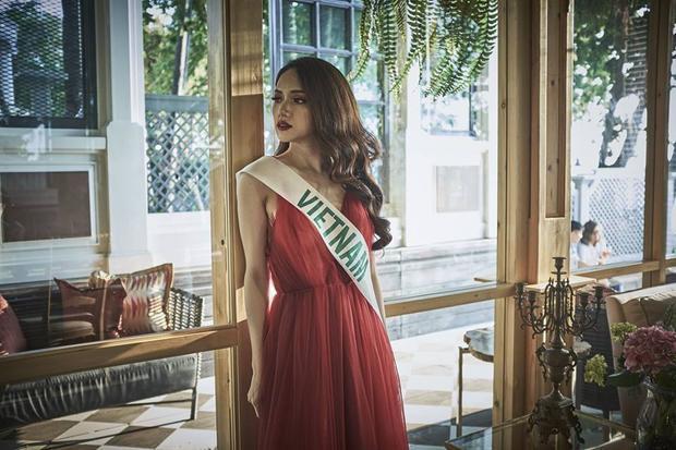 Đại diện Việt Nam đang là ứng cử viên hàng đầu cho chiếc vương miện.