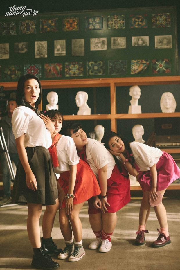 Liệu Tháng năm rực rỡ có đánh bại phim 100 tỷ của Trường Giang để đứng đầu phòng vé 2018?