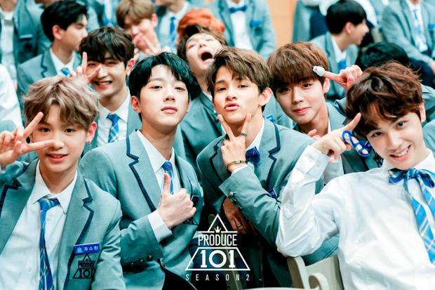 Những chương trình thực tế như Produce 101 đã cho người hâm mộ thấy một trận chiến đầy khắc nghiệt để có thể tỏa sáng ở Kpop.
