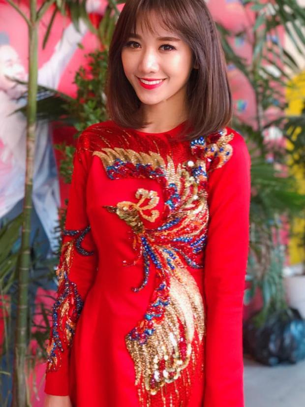 Ở tuổi 32, Hari Won hướng bản thân tới hình ảnh người phụ nữ trưởng thành, mặn mà.