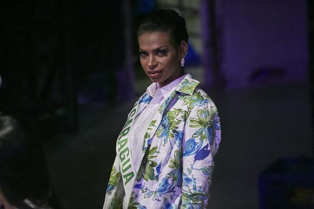 Thí sinh của Nicaragua sở hữu nhan sắc thô kệch, nam tính. Cô cũng có phần thể hiện không mấy nổi bật trong những ngày qua.