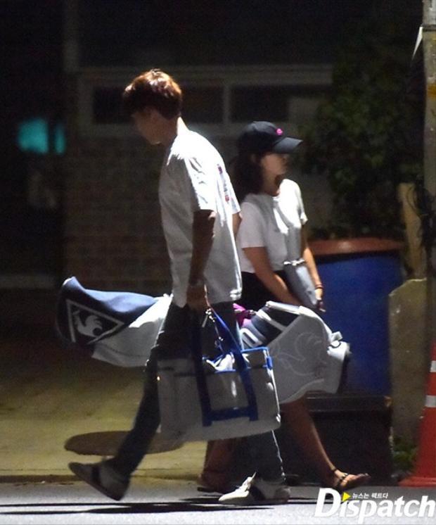 Dispatch tung bằng chứng hẹn hò của Park Shin Hye và Choi Tae Joon.