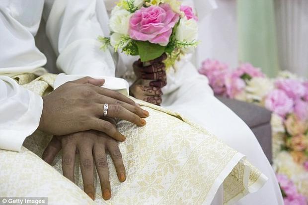 Người chồng đòi ly dị vợ ngay trong tuần trăng mật vì bị từ chối quan hệ. Ảnh minh họa.