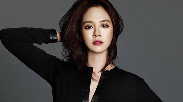 Nữ diễn viên Song Ji Hyo.