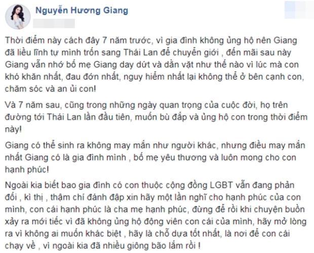 Những chia sẻ đầy cảm xúc của đại diện Việt Nam tại MIQ 2018.