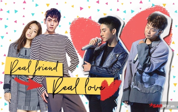 Hit mới của R.Tee  Juun cùng chuyện tình Park Shin Hye: Từ bạn chuyển qua yêu thành công!