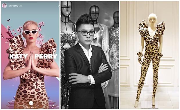 Thành công nối tiếp thành công, NTK Nguyễn Công Trí đã được nữ ca sĩ nổi tiếng Katy Perry chọn để đặt hàng thiết kế trang phục riêng cho show diễnThe Tour- show diễn được đầu tư hoành tráng nhất trong sự nghiệp của Katy Perry cho đến thời điểm này.