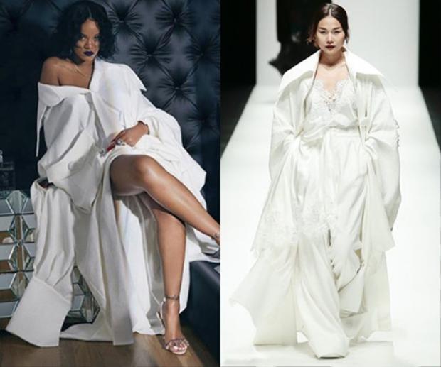 Ca sĩ nổi tiếng người Mỹ Rihanna đã liên hệ với NTK Nguyễn Công Trí để đặt hàng trang phục của anh, đây là lần đầu tiên Rihanna lựa chọn trang phục của một nhà thiết kế Việt Nam để phục vụ cho hoạt động nghệ thuật của mình.