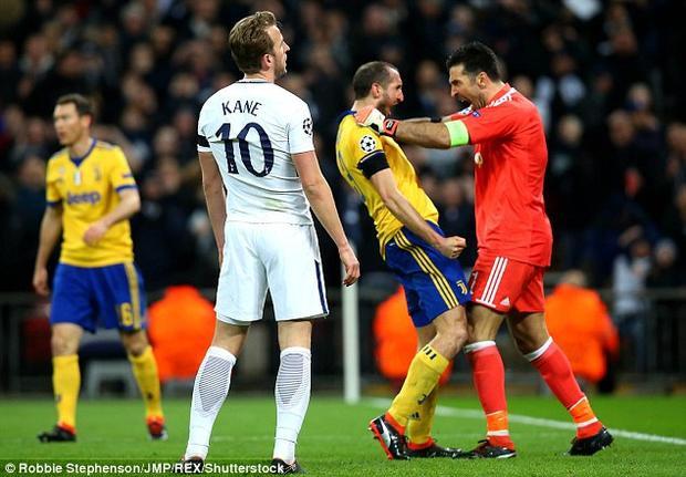 """Bản lĩnh và kinh nghiệm của Juventus đã đánh bại """"kẻ thách thức"""" giàu sức trẻ Tottenham."""