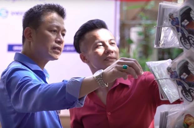 """Trong những show thực tế hiện nay, hiếm có đôi bạn thí sinh nào có nhiều điểm chung và đúng nghĩa """"cùng tiến"""" như Quang Long - Nhật Minh."""