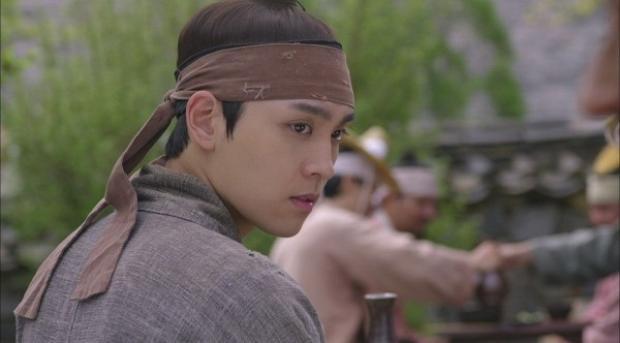 Hình ảnh Tae Joon đóng phụ trong một số bộ phim.
