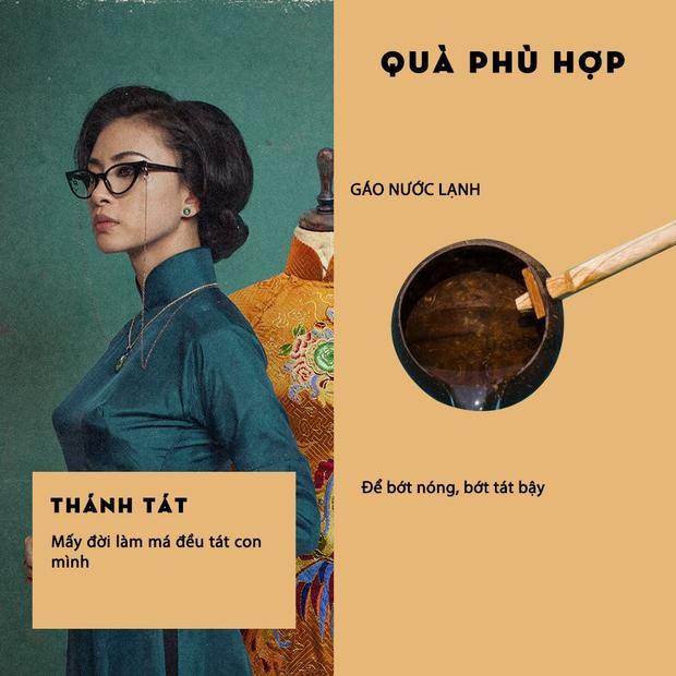 """Bà chủ nhà may Thanh nữ - Thanh Mai trong Cô Ba Sài Gòn nên nhận được một gáo nước lạnh để """"hạ hỏa"""", không nên dùng vũ lực tát con cái, gây xích mích gia đình."""