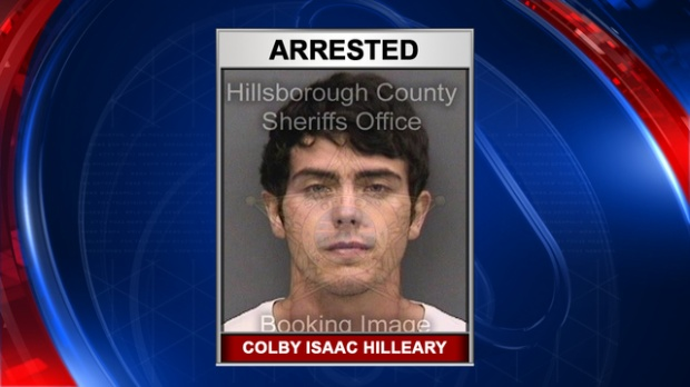 Colby Isaac Hilleary. Ảnh: Fox13