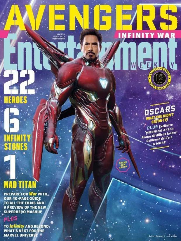 Bìa 12: Iron Man