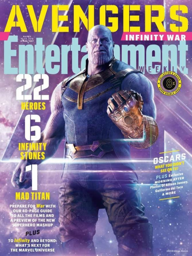 Bìa 8: Thanos