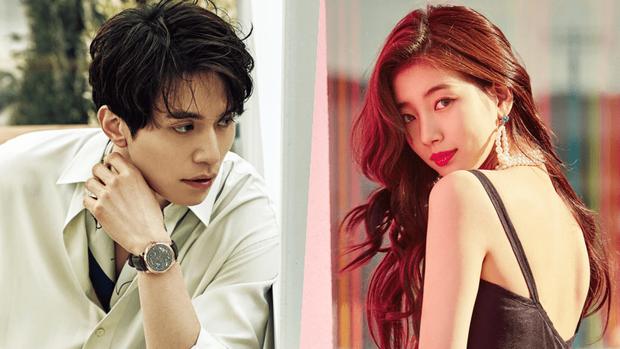 Báo Hàn đưa tin Suzy hẹn hò cùng mỹ nam Lee Dong Wook.