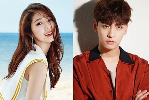 Xuất hiện 2 cặp đôi mới của làng giải trí Hàn: Park Shin Hye -Choi Tae Joon.