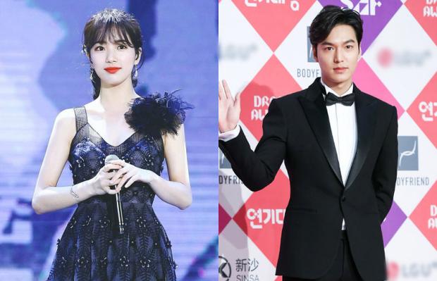 Suzy và Lee Min Ho vừa chia tay,…