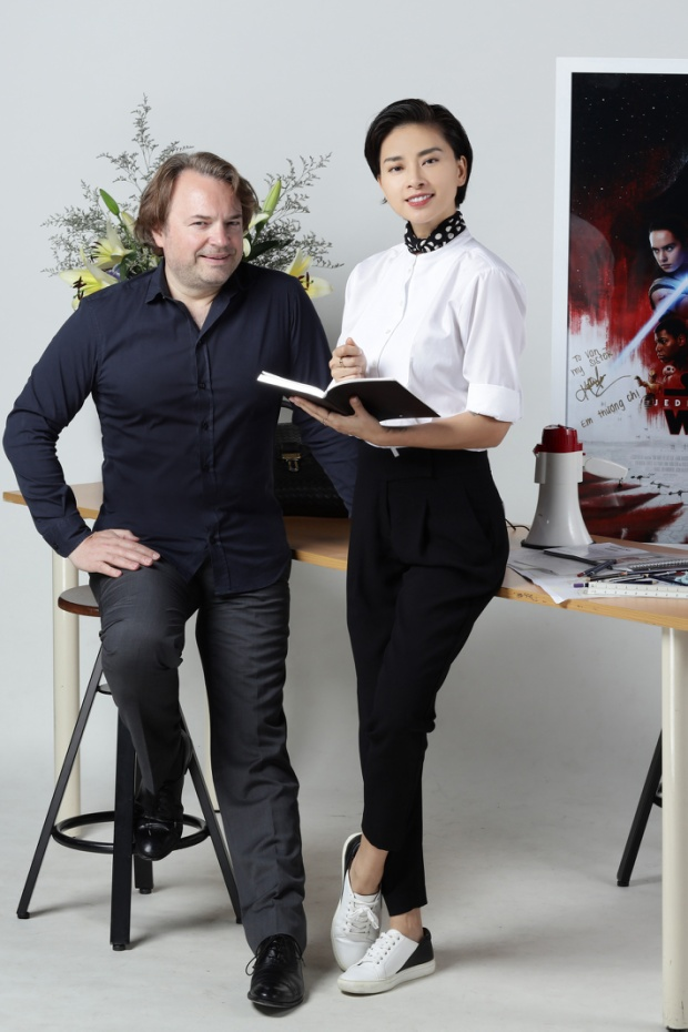 Ngô Thanh Vân bắt tay nhà sáng tạo kiến trúc nổi tiếng thế giới khơi màu cho dự án bất động sản