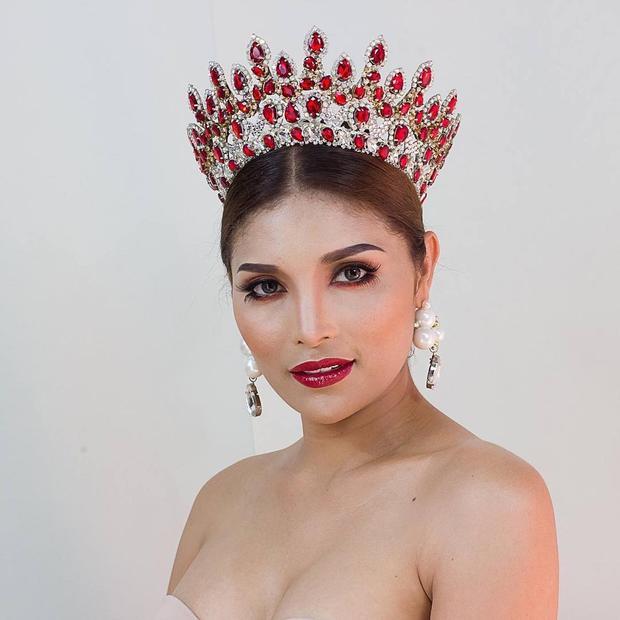 Hoa hậu Chuyển giới Philippines có gương mặt và thân hình sắc sảo. Thế mạnh của cô chính là vẻ đẹp rất ăn ảnh.
