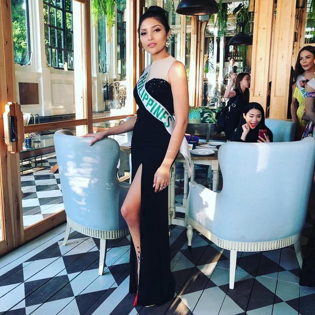 Carla Marie Madrigal chính là một trong những cái tên sáng giá cho ngôi vị Hoa hậu nếu xét về ngoại hình.