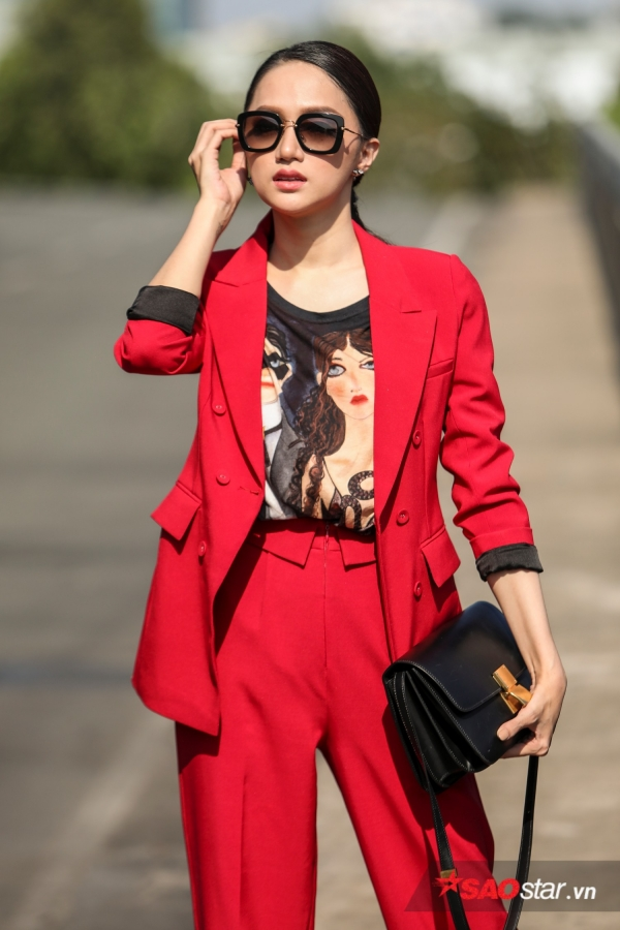 Hương Giang Idol là thí sinh nhận được sự đánh giá cao từ khán giả ngay khi quyết định tham gia Hoa hậu Chuyển giới Quốc tế 2018.