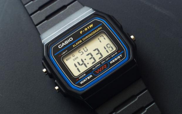 Ai cũng từng thích chiếc đồng hồ Casio này nhưng chẳng mấy ai hay một tác dụng đáng sợ của nó