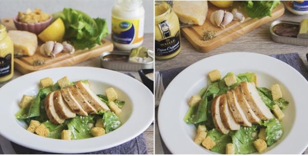 """Đây cũng là một trong những món giảm cân tuyệt đối an toàn. Với công thức bổ sung đầy đủ các chất dinh dưỡng cho bữa ăn, món salad này chính là một lựa chọn hoàn hảo cho cánh """"má hồng"""" đấy."""