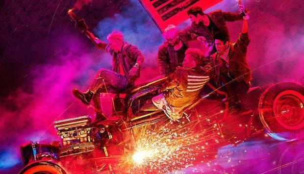 """Fan đang nóng lòng tưởng tượng không biết 5 anh chàng BigBang sẽ ra sao trong style """"bánh bèo""""."""