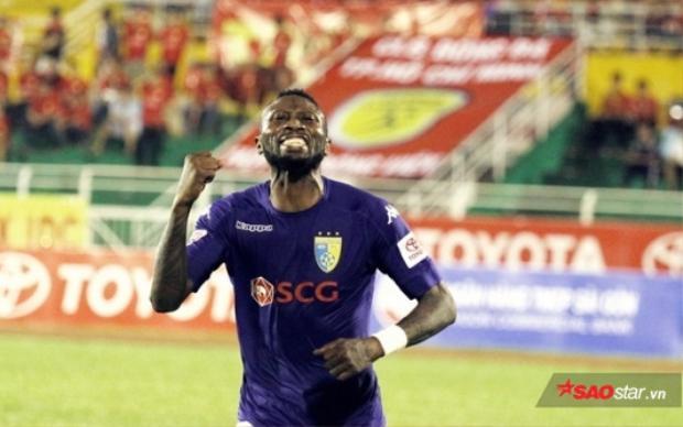 Hoàng Vũ Samson chính thức trở lại V.League 2018 để đầu quân cho đội bóng cũ.