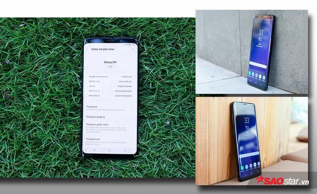 Đánh giá chi tiết Samsung Galaxy S9+: Rượu mới nhưng đáng giá đến từng xu!
