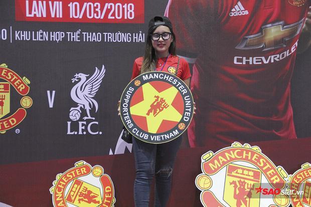 """Dù gặp phải đối thủ rất mạnh, các cô gái tự tin """"quỷ đỏ"""" nhất định sẽ đánh bại đội khách với lợi thế sân nhà."""