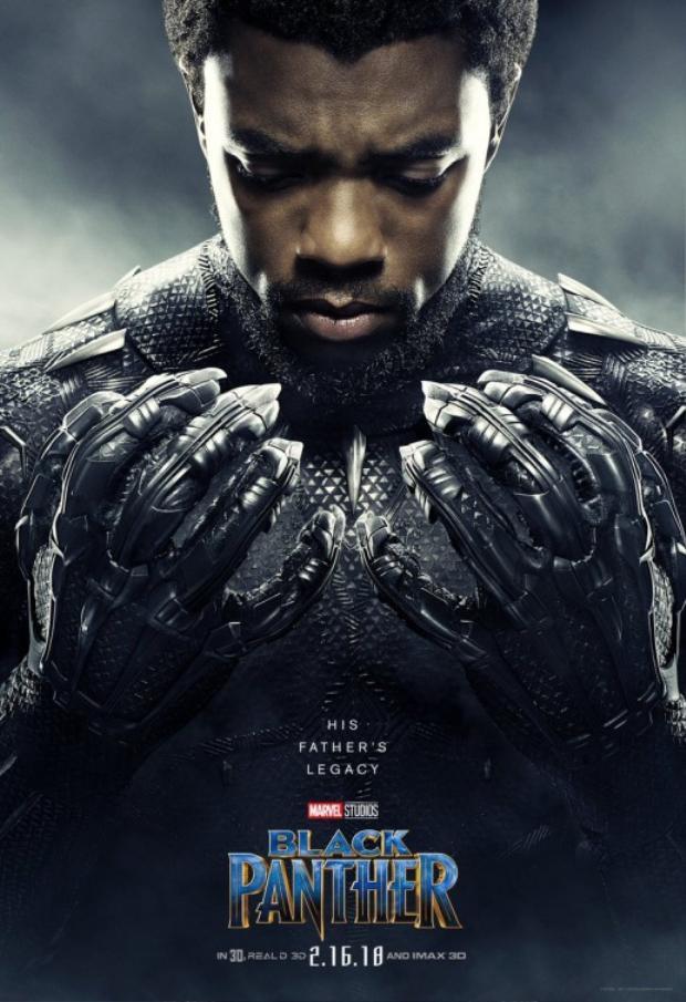 Black Panther chính thức cán mốc 1 tỷ USD chỉ trong 26 ngày