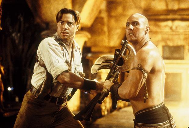 """Phần 2 của series là: """"Xác ướp Ai Cập: Trở lại"""" (2001)"""